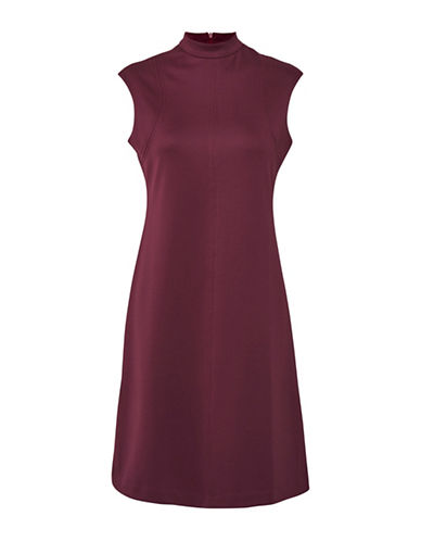 Karen By Simonsen Patch Sheath Dress-FIG-36