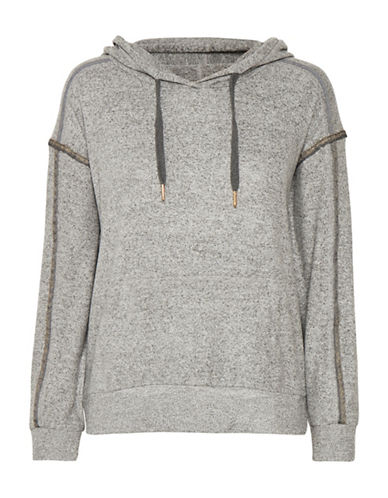 Cream Haly Hoodie-GREY-Small 89449099_GREY_Small