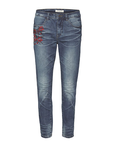 Denim Hunter Annabelle Jeans-DARK DENIM-29