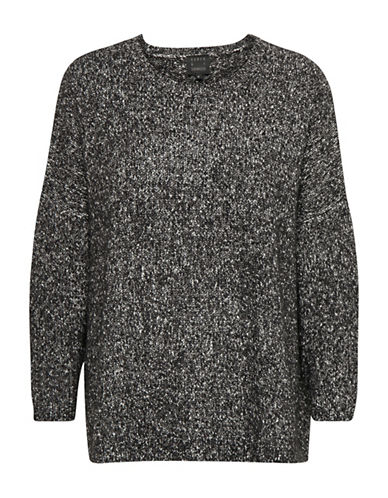 Karen By Simonsen Pawn Pullover-GREY-X-Small