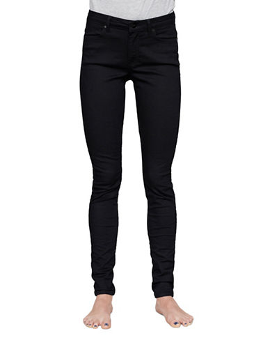 Denim Hunter Cerol Slim Custom Jeans-BLACK-28