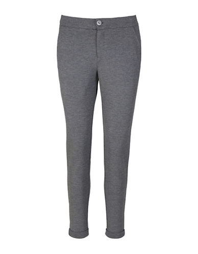Part Two Mighty Dress Pants-DARK GREY-40