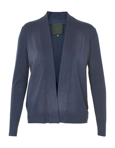 Inwear Ronja Open Cardigan-NAVY-Large