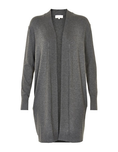 Inwear Renee Duster Cardigan-GREY-Small