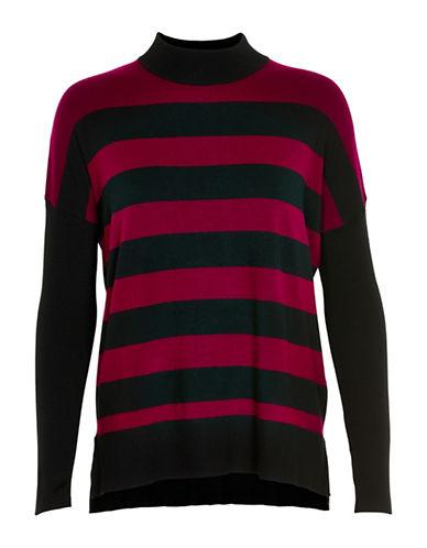Inwear Wictoria Knot Pullover-BLACK/RED-Medium