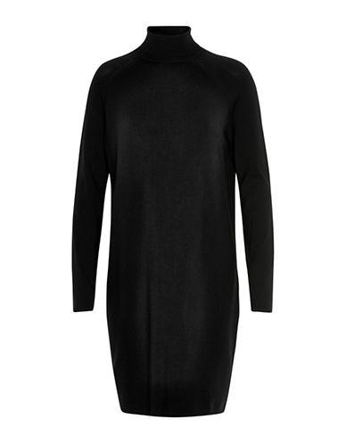 Inwear Wictoria Turtleneck Dress-BLACK-X-Large 88671882_BLACK_X-Large