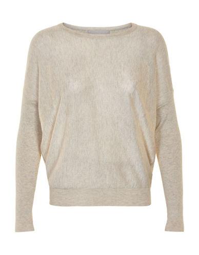 Inwear Wigga Sparkle Pullover-WHITE-Small 88671796_WHITE_Small