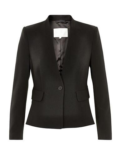 Inwear Babita Single-Button Blazer-BLACK-42