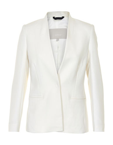 Inwear Zoya Long Blazer-WHITE-40