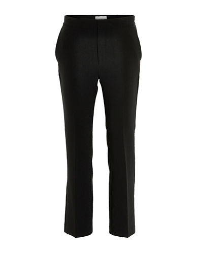 Inwear Zoya Slim Dress Pants-BLACK-38