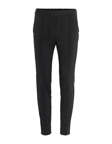 Inwear Zalia Ponte Leggings-BLACK-38