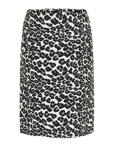 Inwear Zenia Leopard Print Pencil Skirt-MINI LEOPARD-42