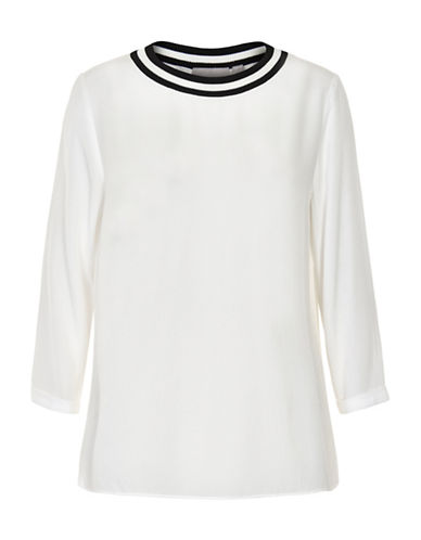 Inwear Galetta Top-WHITE SMOKE-42