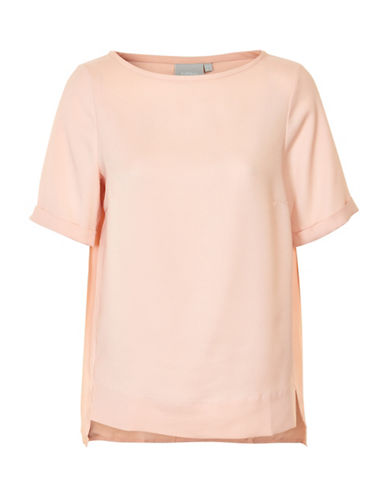 Inwear Garcia Short Sleeve Top-CAMEO ROSE-32
