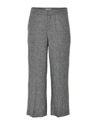 Inwear Zia Cropped Pants-GREY-38