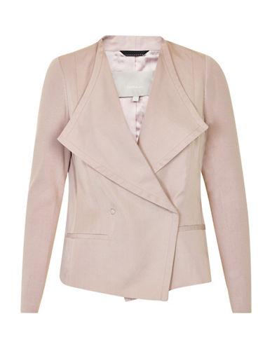 Inwear Zeta Drape Blazer-PINK-38
