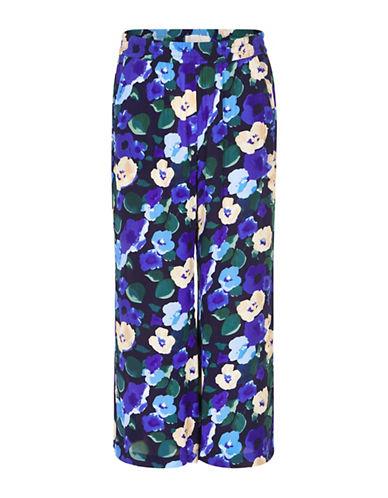 Inwear Gunhild Silky Pants-BLUE-38