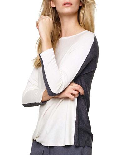 Inwear Colourblock Pullover-CAMEO ROSE-Medium