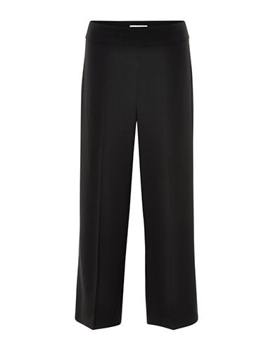Inwear Abby Cropped Pants-BLACK-38
