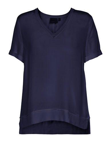 Inwear Bermuda Pullover Tee-BLUE-34