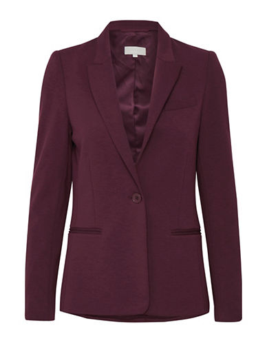 Inwear Roseau Blazer-PURPLE-42
