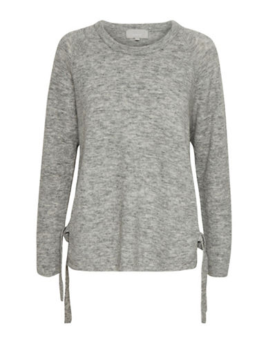 Inwear Nevis O Pullover-GREY-X-Large