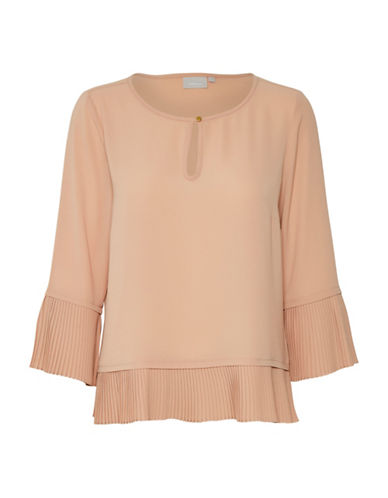 Inwear Mariann Three-Quarter Sleeve Blouse-PINK-42