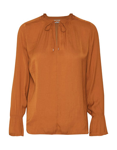 Inwear Murphy Tie Neck Blouse-AUTUMNAL-42