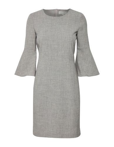 Inwear Leika Sheath Dress-GREY-44