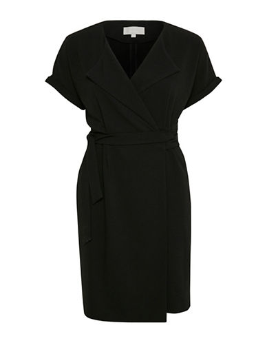 Inwear Lali Wrap Dress-BLACK-40