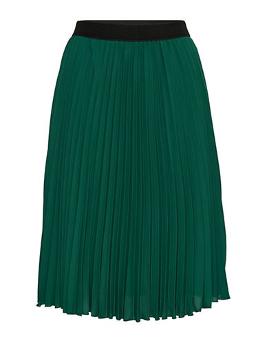Part Two Irmas Midi Skirt-GREEN-38