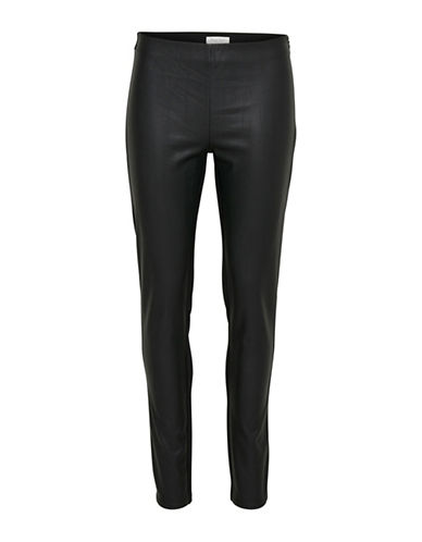 Part Two Ananna Pants-BLACK-38