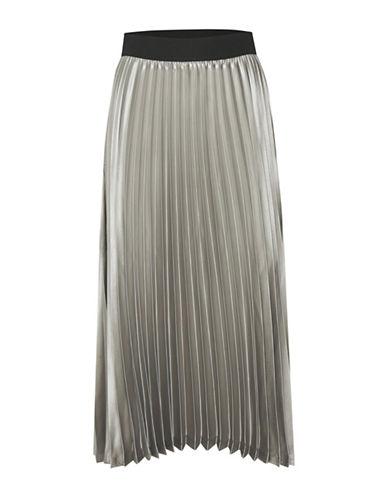 Inwear Dia Maxi Skirt-SILVER-34