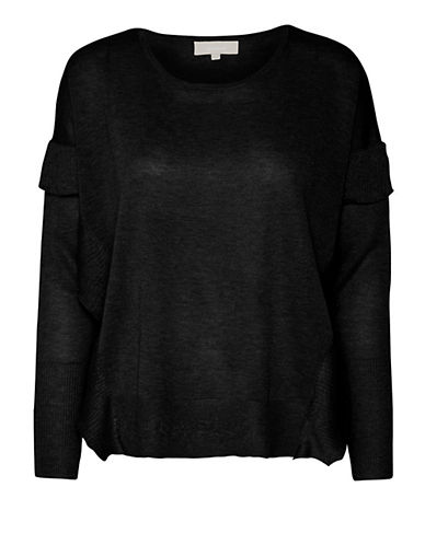 Inwear Karter Pullover-BLACK-Small 89794564_BLACK_Small