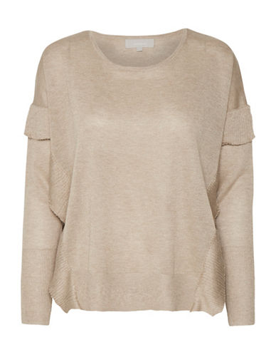 Inwear Karter Pullover-BEIGE-X-Small