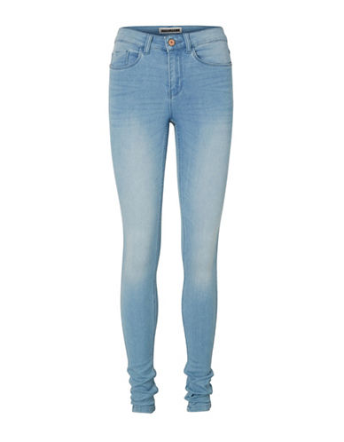 Noisy May Extreme Lucy Soft Jeans-BLUE-Large