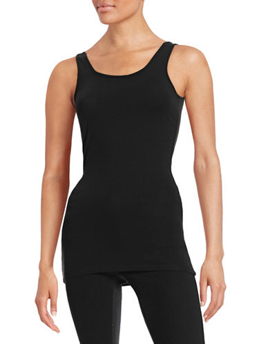 Vero Moda Long Tank Top-BLACK-Medium 88065679_BLACK_Medium