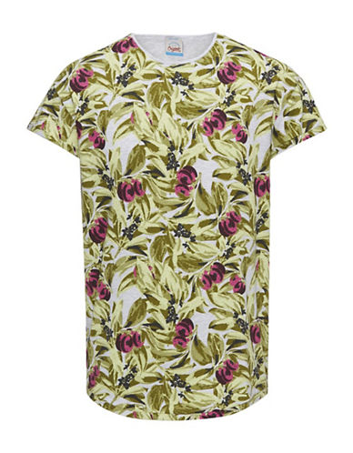 Jack & Jones Twister Tee-WHITE-X-Large 88238646_WHITE_X-Large