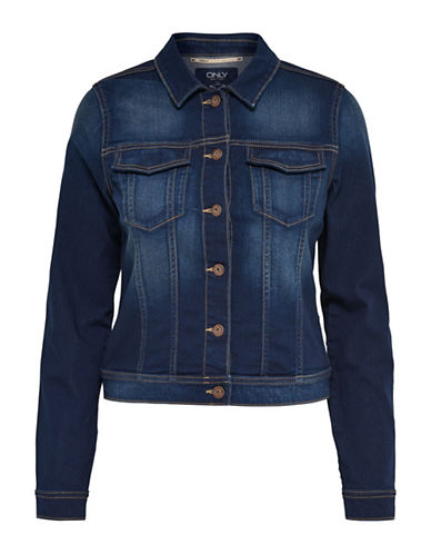 Only Westa Denim Jacket-BLUE-Small 88664993_BLUE_Small