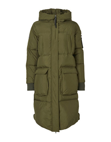 Vero Moda Utility Puffer Jacket-GREEN-Large 88742854_GREEN_Large