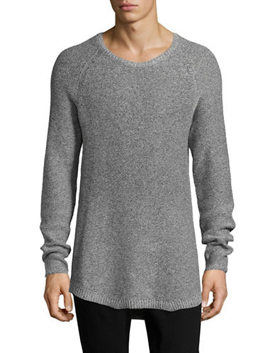 Tiger Of Sweden Crew Neck Knit Top-GREY-X-Large 89049859_GREY_X-Large