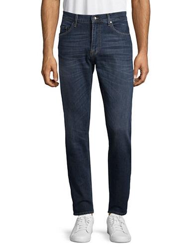 Tiger Of Sweden Straight-Leg Pistolero Jeans-BLUE-31X32