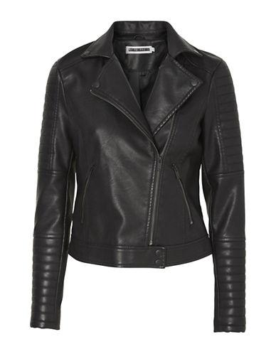 Noisy May Valle Moto Jacket-BLACK-Small 88607663_BLACK_Small