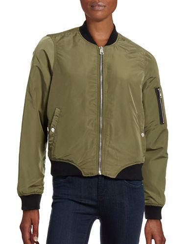 Vero Moda Insulated Bomber Jacket-GREEN-Large 88515615_GREEN_Large