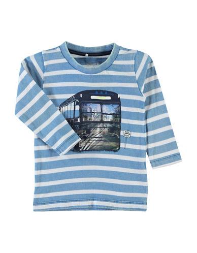 Name It Long Sleeve Stripe Bus Tee-BLUE-5 88432451_BLUE_5