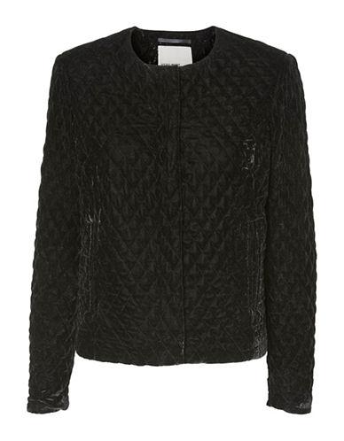 Vero Moda Elvey Short Jacket-BLACK-X-Small 88604192_BLACK_X-Small
