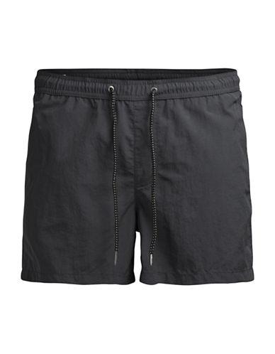 Jack & Jones Sunset Swim Shorts-GREY-X-Large