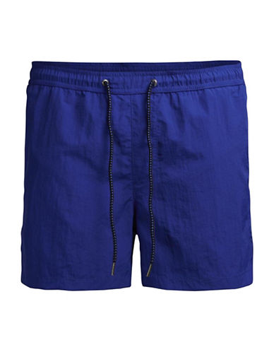 Jack & Jones Sunset Swim Shorts-BLUE-Large 89041178_BLUE_Large