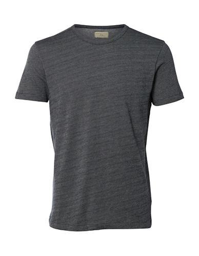 Selected Homme Shhjac O-Neck T-Shirt-BLUE-Large 88951381_BLUE_Large