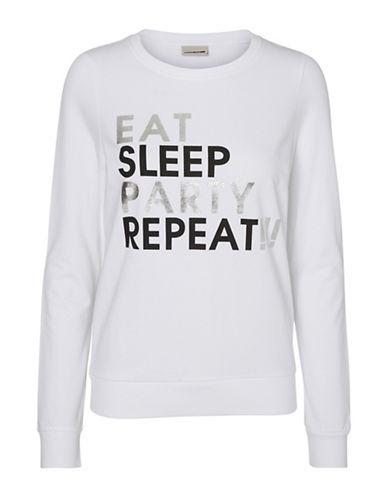 Noisy May Pana Graphic Printed T-Shirt-WHITE-Large 88951466_WHITE_Large